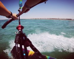 Kitesurfen In Hurghada Bei Tommy Friedl's Pro Center