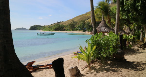 Ferien Im Blue Lagoon Beach Resort, Nacula Island