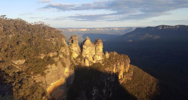 Wochenend-Trip Zu Den Blue Mountains